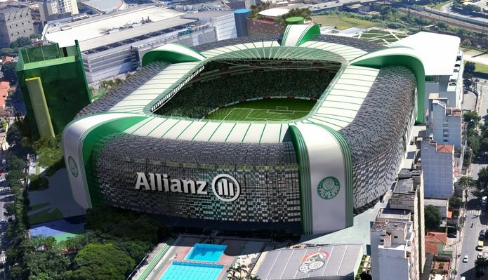 Estádio Allianz Parque